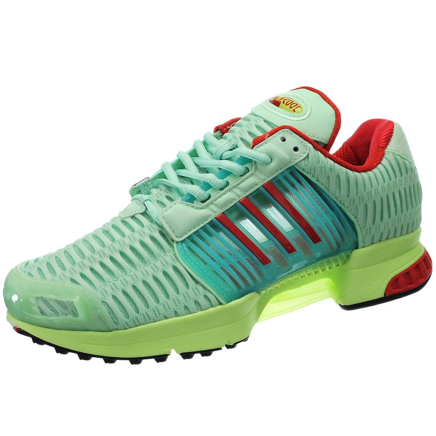 buy online 739e6 83017 adidas Climacool 1 - Frozen Green Amazon.co.uk Shoes  Bags