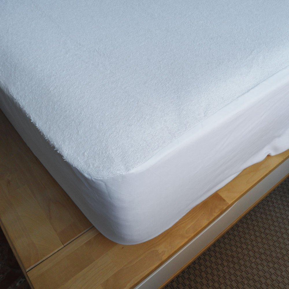 Protector de colchón transpirable e impermeable. Medidas de colchón ...