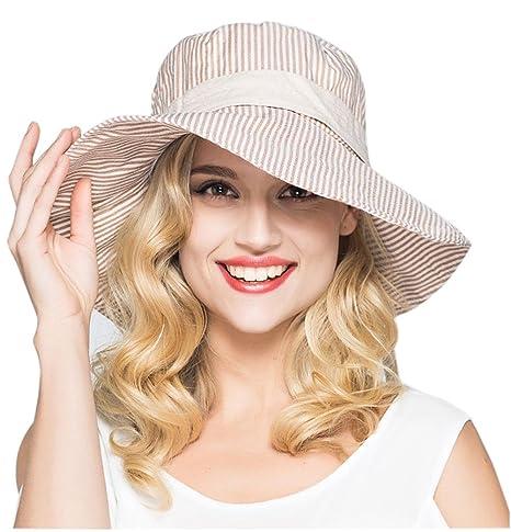 5e0108db6b5c1 Fashion Stripes Bucket Hats
