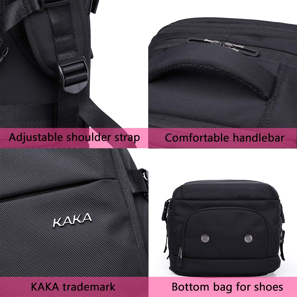 Amazon.com  KAKA Oxford Backpack for Laptops 15.6 Inch Computer ... 991ce5d4683c5