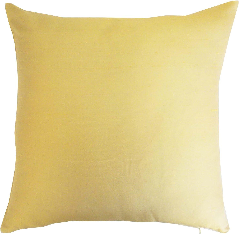 Pink 16/'/' Pillow Case Spiral Cushion Cover Silk Dupion Sofa Throw Home Decor