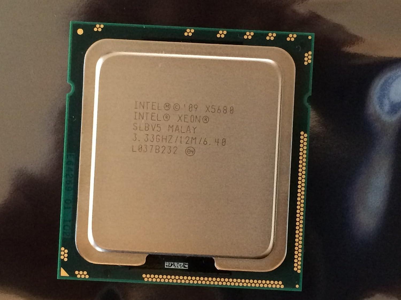 Intel Xeon X5680 Processor 3.33 GHz 12 MB Cache Socket LGA1366