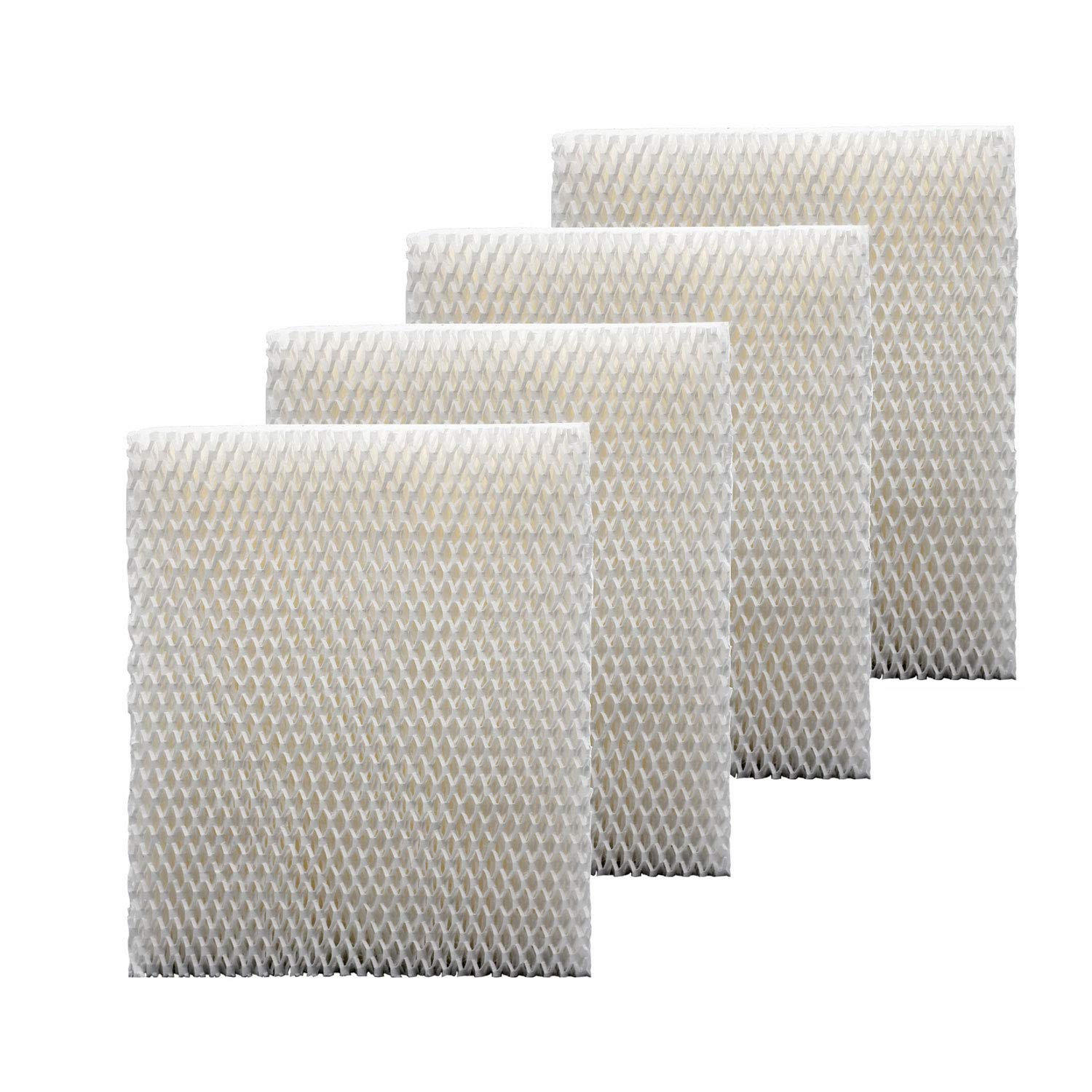 Colorffullife 4 Pack Humidifier Filter T for Honeywell Top Fill Tower Humidifier HEV615, HEV620, Replacement HFT600 Filter T by Colorfullife