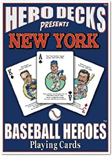 product image for Channel Craft Hero Decks - New York Mets - Playing Cards