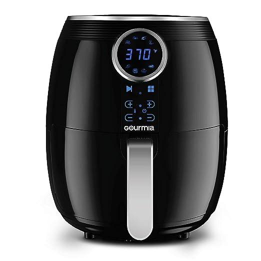 Amazon.com: Gourmia GAF575 freidora de aire digital – 5 ...
