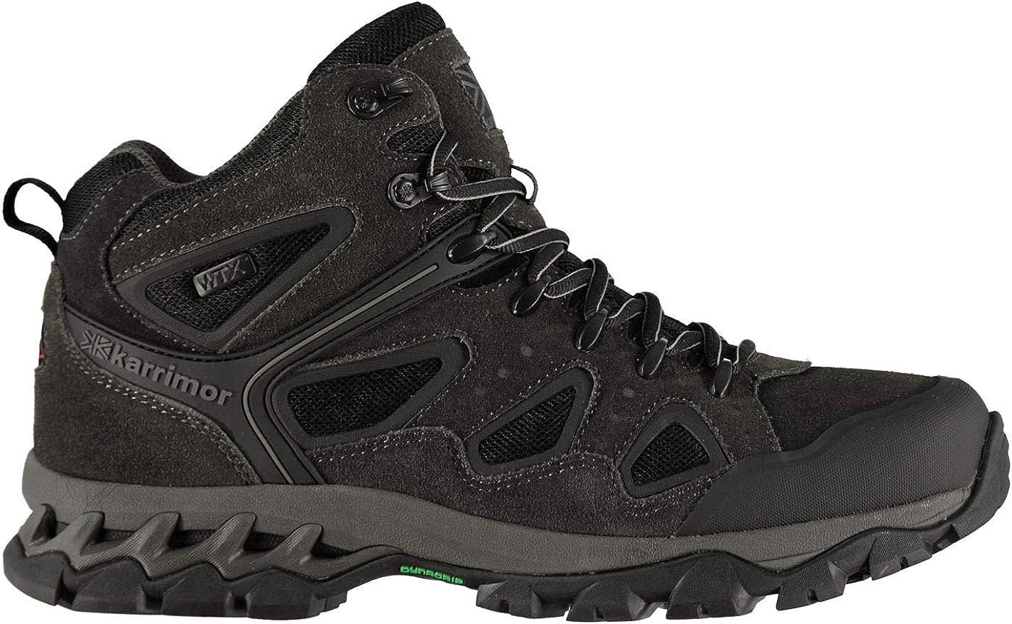 Karrimor Womens Ladies Ridge eVent Walking Shoes Hiking Outdoor Lace Up Footwear