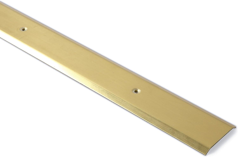 BRINOX b710203/ couleur argent /tapajuntas pour moquette acier inoxydable, 82/cm