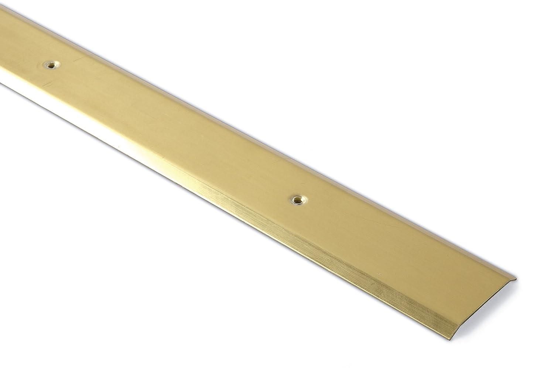 Brinox B710203 Tapajuntas moqueta ancho, Acero Inoxidable ...