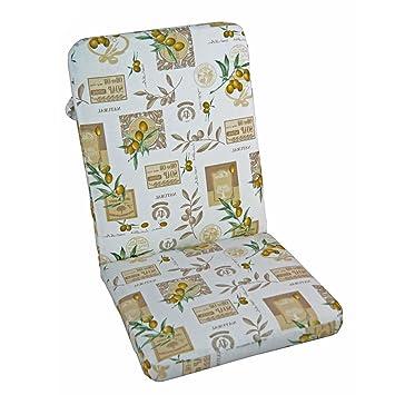 Cojines acolchados Royal Garden Excelsior/balero silla de ...