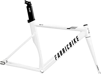 FabricBike Aero - Cuadro para Bicicleta Fixie, Fixed Gear, Single ...