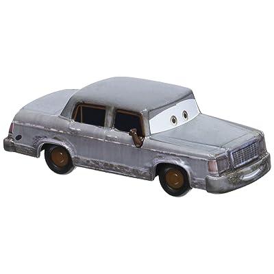 Disney/Pixar Cars Michael Sparkber Vehicle: Toys & Games