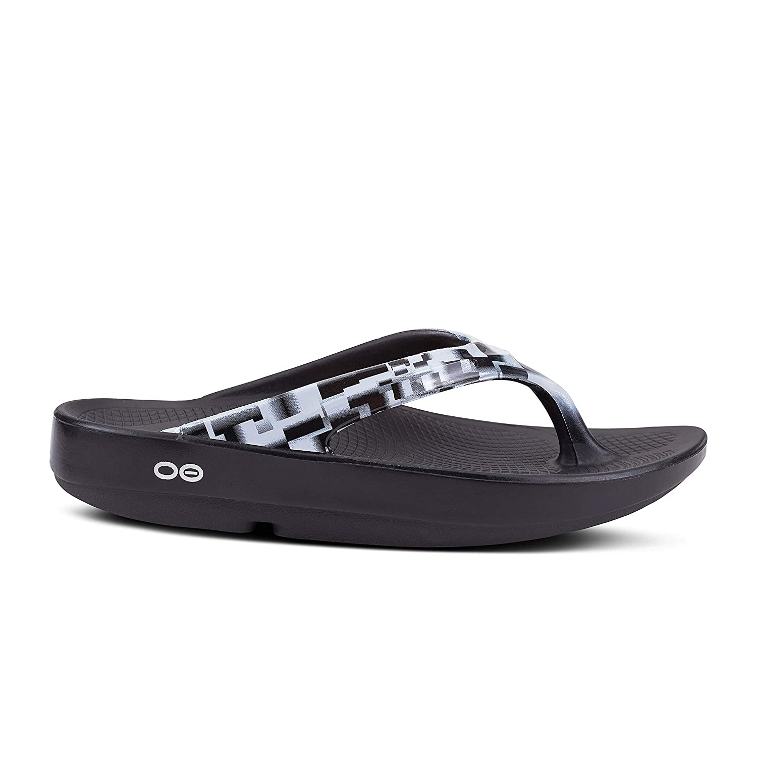 Womens OOlala Post Exercise Active Sport Recovery Thong Sandal OOFOS