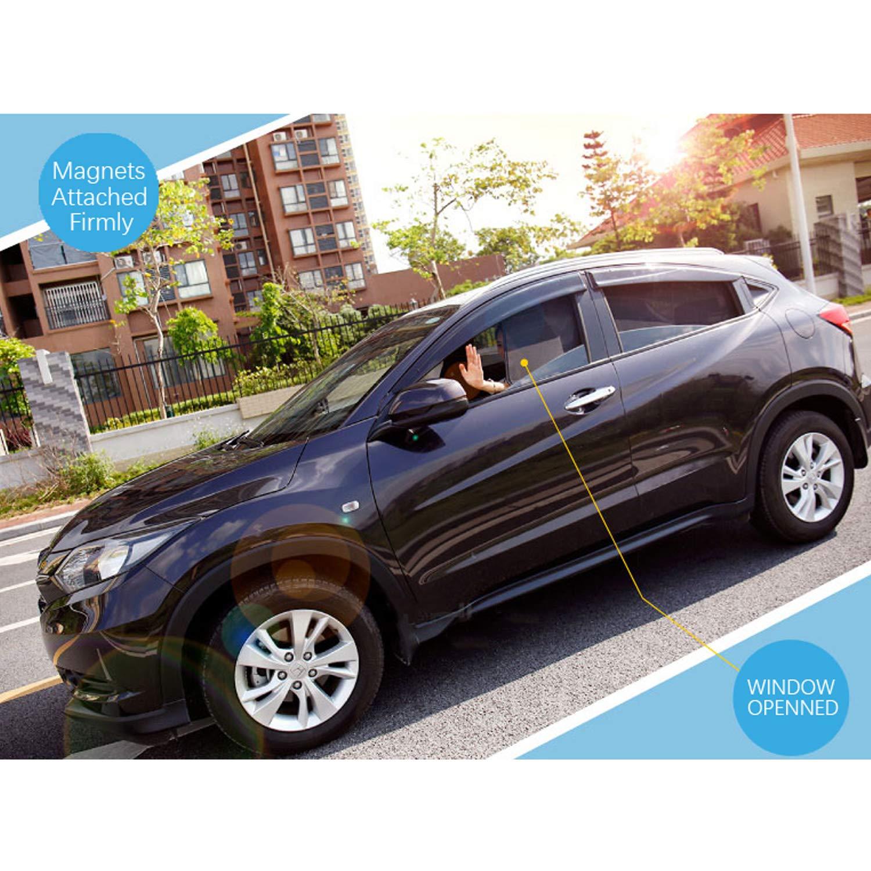 LFOTPP Auto Sonnenschutz f/ür Jeep Renegade Sonnenblende Auto Baby Zubeh/ör 6 St/ück