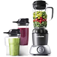 Nutribullet Select 1200 Watts, 12 Piece Set, Multi-Function High Speed Blender, Mixer System with Nutrient Extractor…