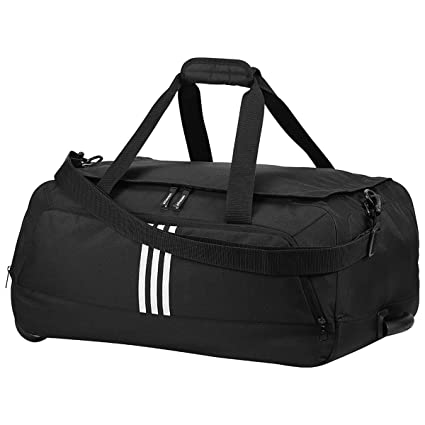 5ec1836b7d Amazon.com   adidas Golf Rolling Duffle Luggage New   Sports   Outdoors