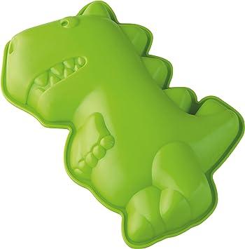 HABA Molde de Silicona para Pasteles Dino, Molde para Hornear, 301148: Amazon.es: Juguetes y juegos