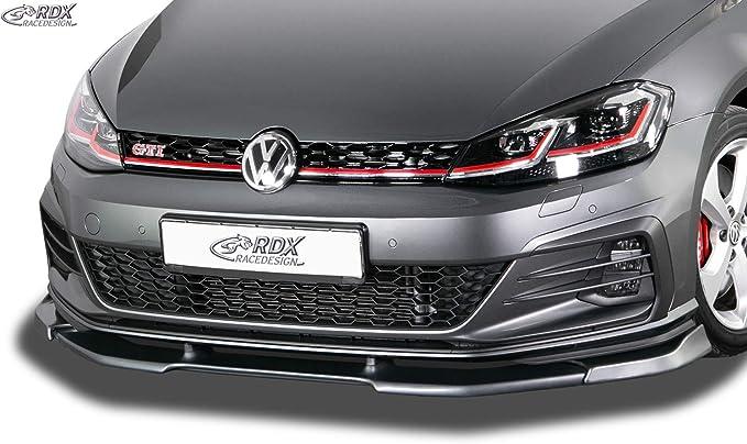 Rdx Racedesign Rdfavx30847 Frontspoiler Vario X Golf 7 Gti Gtd Gte Facelift 2017 Frontlippe Front Ansatz Vorne Spoilerlippe Auto
