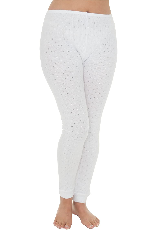 Fashion Friendly Women's Thermal Long Johns Sizes 14-28