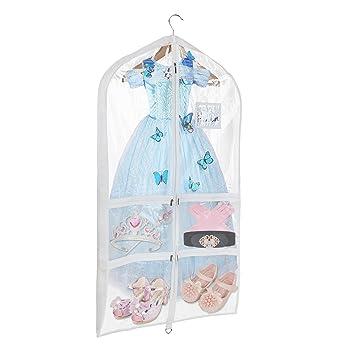 Amazon.com: Univivi - Juego de 3 bolsas para guardar ropa y ...