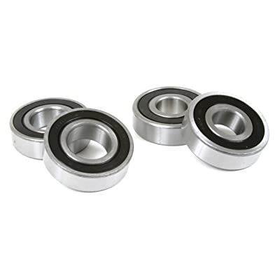 Wheel Bearing Kit, Compatible With Vw King Pin Aluminum Spindle Mount Dune Buggy Wheels: Automotive