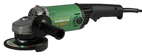 Metabo HPT G13SC2Q9 5 Angle Grinder, 11-Amp