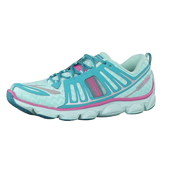 29ffee0507ad7 Image Unavailable. Image not available for. Colour  Brooks Kids Pure Flow 2 Running  Trainers Sports Shoes Childrens ...