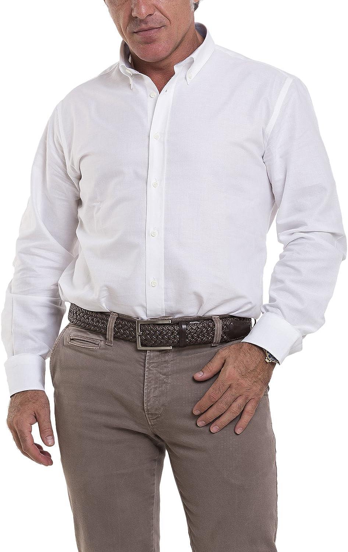 Atelier Boldetti - Camisa para Hombre - Tejido Oxford ...