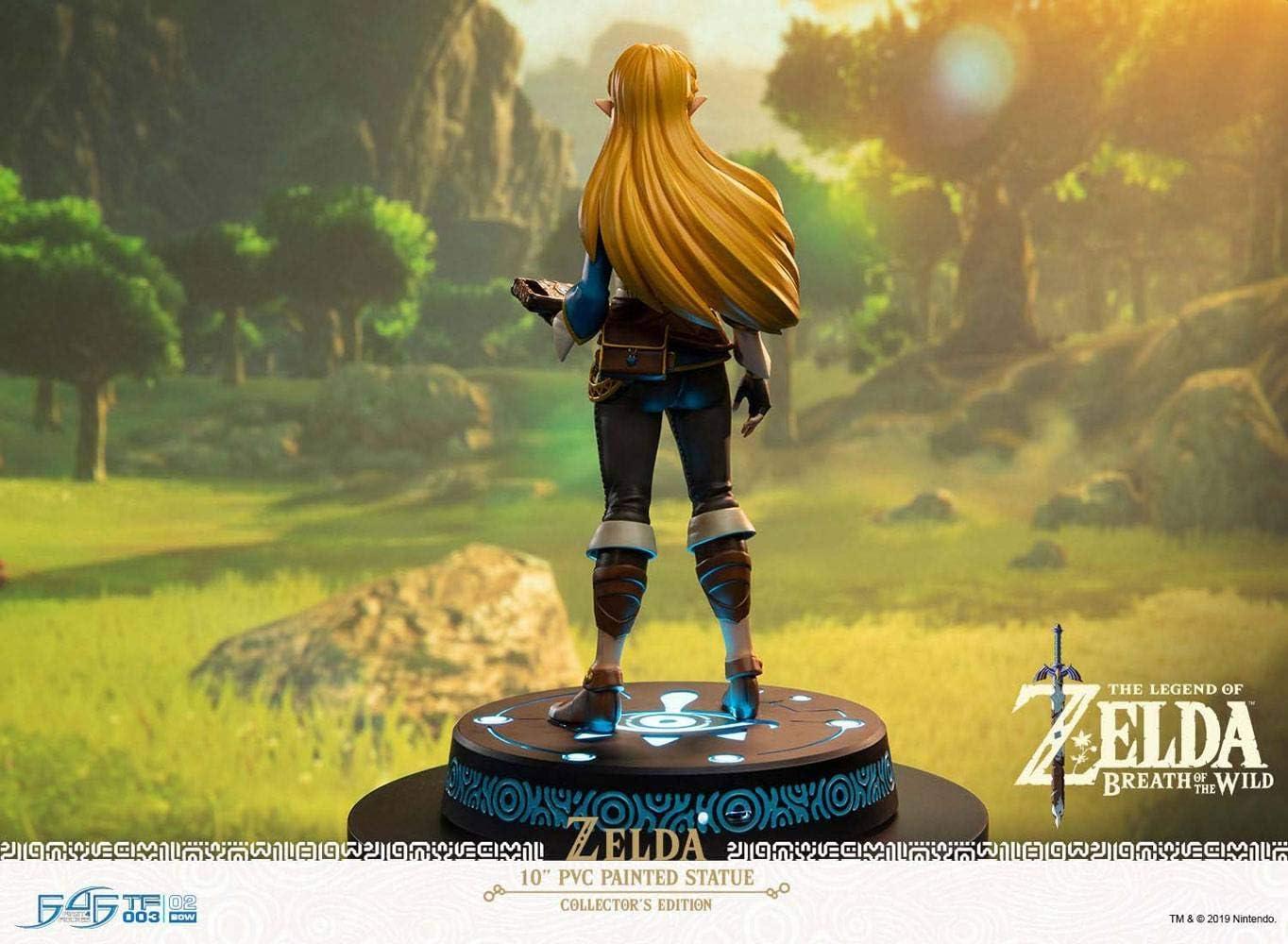 La leggenda di Zelda respiro del Selvaggio Statua PVC Zelda 25 cm