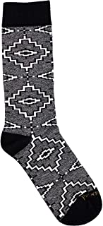 product image for Pendleton B & W Geo Crew Grey LG (US Men's 9-12, US Women's 10-13)