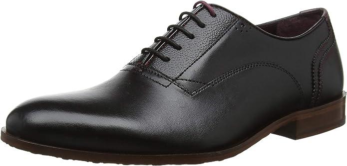 TALLA 45 EU. Ted Baker Willah, Zapatos de Cordones Oxford Hombre