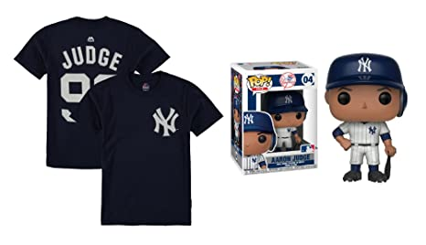 a1ae8e121 Image Unavailable. Image not available for. Color: Outerstuff Aaron Judge  New York Yankees #99 Youth Player T-Shirt ...