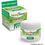 Hempvana is Now The #1 Hemp Pain Brand in The USA*, The ONLY FDA Registered Hemp Pain Cream on Amazon. Relieves Pain in Back, Joints, Knees & Joints. The ONLY Hemp Brand nationally advertised on TV.