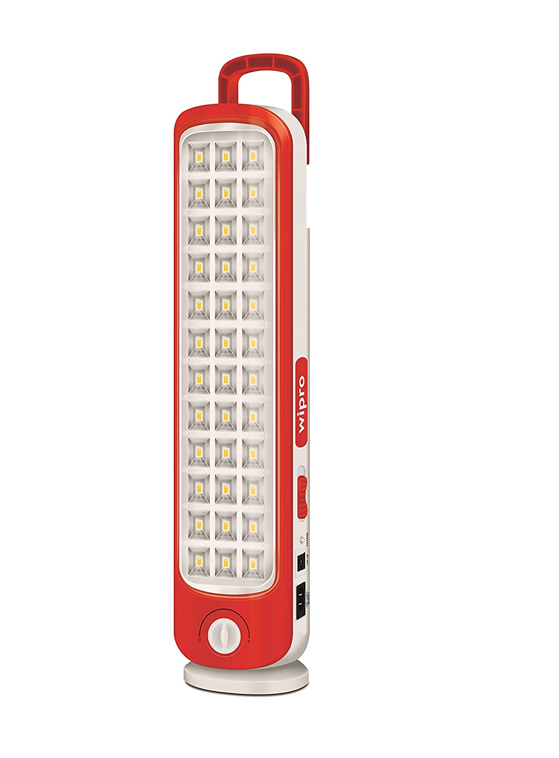 Wipro Amber Rechargeable Emergency LED Lantern