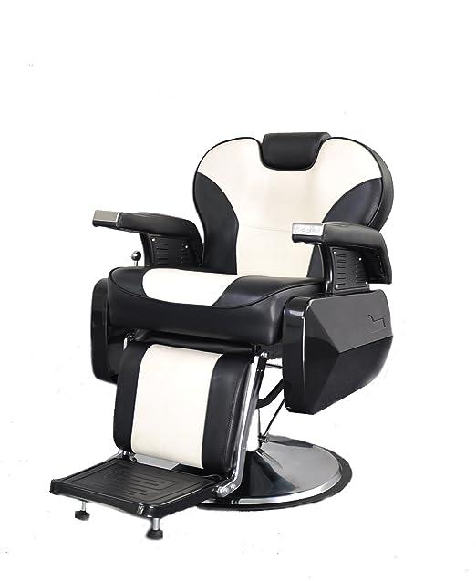 Exacme Hydraulic Recline Barber Chair