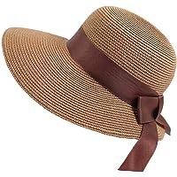 HAPKQZY Hat Lady Floppy Summer Sun Hats Women