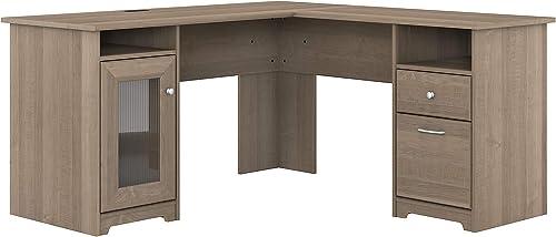 Bush Furniture Cabot L Shaped Computer Desk