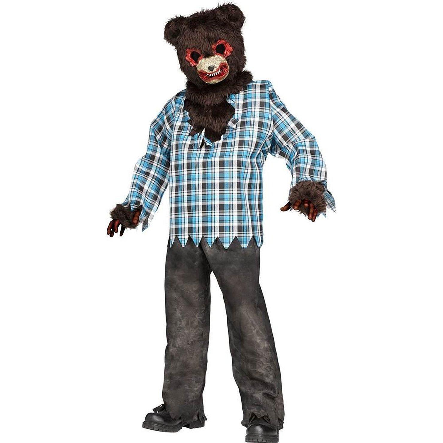 Amazoncom Scary Teddy Bear Child Costume Clothing
