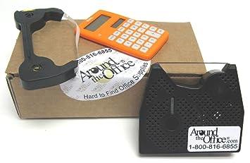Smith Corona - H Serie máquina de escribir paquete de 1), 1 cinta correctora 1 calculadora de bolsillo: Amazon.es: Electrónica
