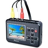 Convertitore per registrazioni video digitaliPer registrazioni da videoregistratori, Hi8, DVD, VHS, Mini-DV e videogiochi