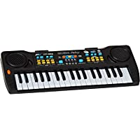Pianos & Keyboards Toys  6 Years & Above,Multi color