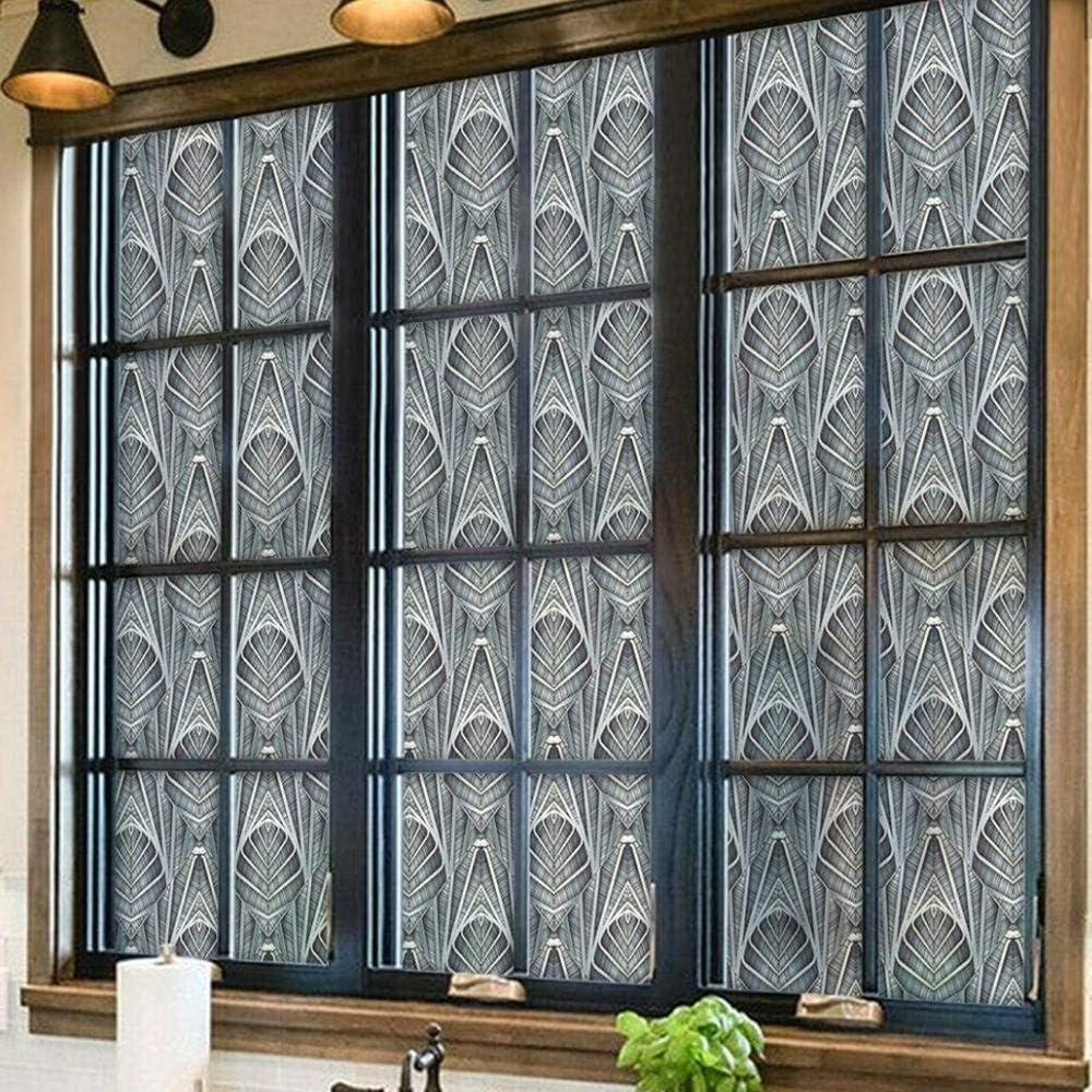 Película de ventana Esmerilado opaco Protección de privacidad ...