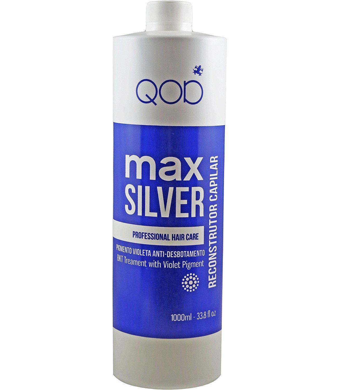 Amazon.com : QOD Max Prime S-Fiber Keratin Smoothing ...