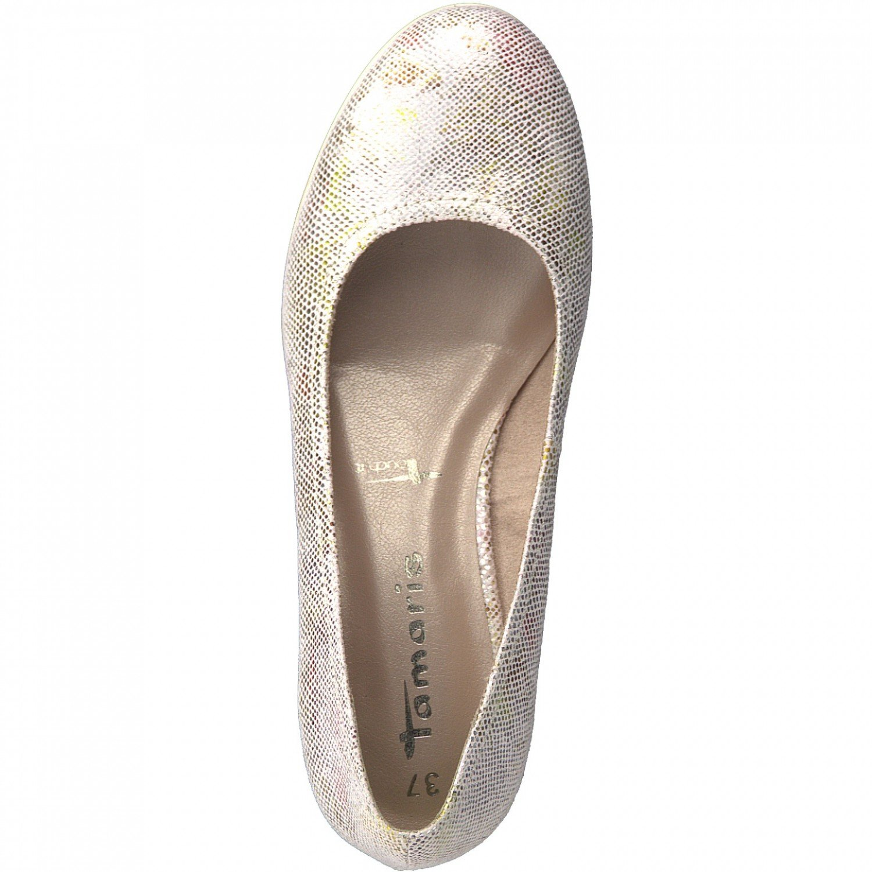 Tamaris 1-1-22449-20/908 Damen Ballerinas 1-1-22449-20/908 Tamaris Rosa 403432 Rosa 22e239