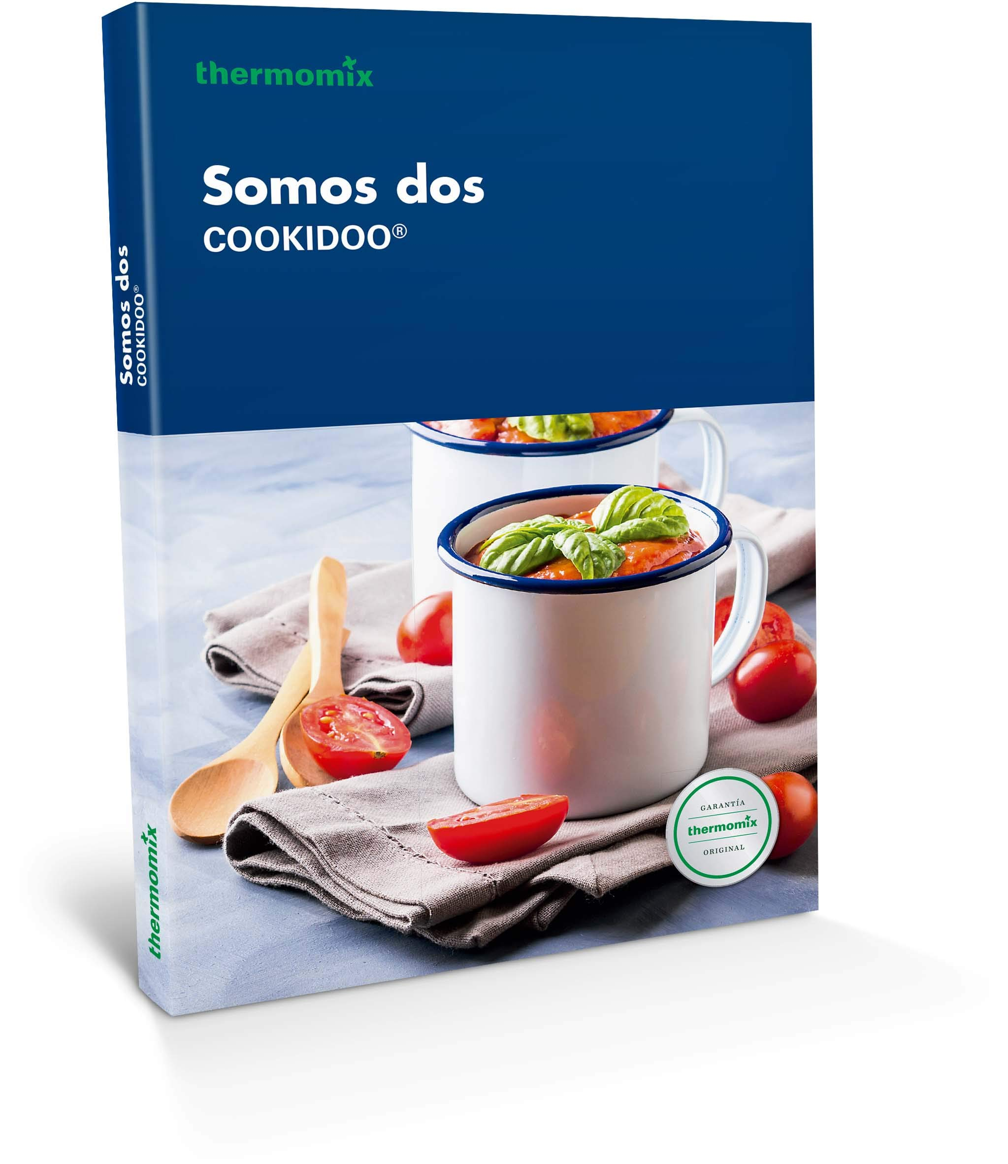 Somos dos (Cookidoo): Amazon.es: Vorwerk Thermomix: Libros