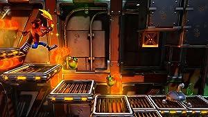 Crash Bandicoot N. Sane Trilogy - PlayStation 4 (Color: Limited Edition)