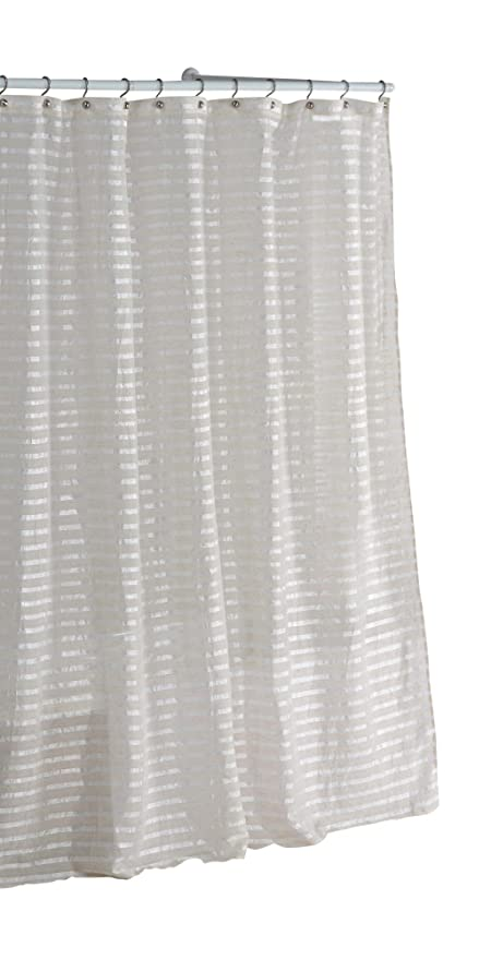 Image Unavailable Not Available For Color Fabric Shower Curtain Natural