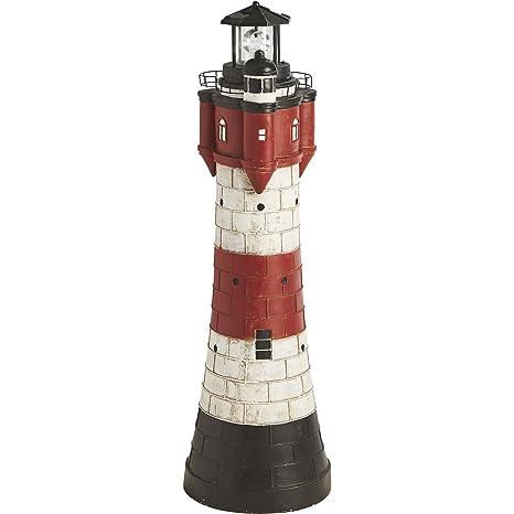 Genial Solar Lighthouse Lawn And Garden Decor U2014 43in.H