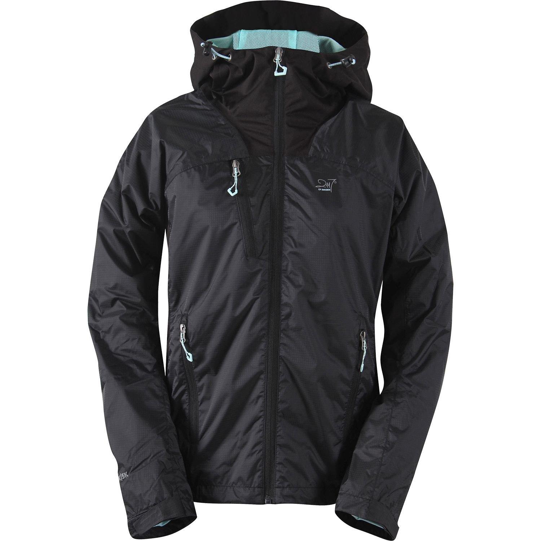 2117 of Sweden Lidk/öping Damen Outdoor Jacke 7617902-010 black