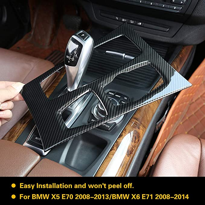 X AUTOHAUX Car Center Console Box Cover Armrest Replacement Beige for BMW Mini Cooper 2002-2008