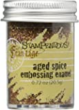 Stampendous Aged Embossing Enamel-Spice 0.72 oz (20.5 g)